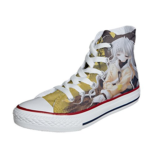 CONVERSE personalizzate All Star Sneaker unisex (Prodotto Artigianale) Autunno Nuevos Precios Más Bajos fcrlEaQ