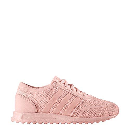 adidas Zapatillas de Deporte de Lona Niñas, Rosa (Rose), 30 1/2