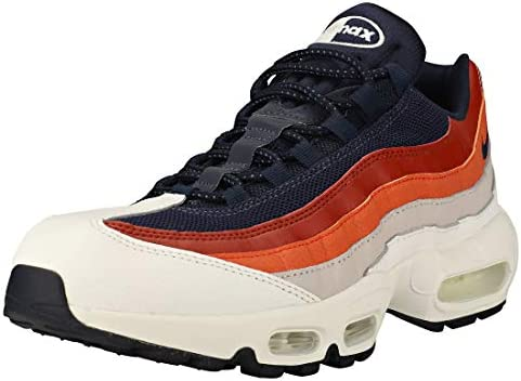 best quality available speical offer Nike Air Max 95 Essential Sneaker for Men Coral 45.5 EU: Buy ...