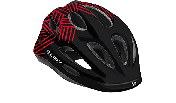 Rudy Project Rocky - Casco de Bicicleta Niños - Negro 2019: Amazon ...