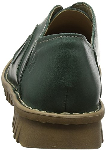 Josef Seibel Ladies Melli 01 Sneaker Green (abete)