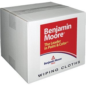 Wipers White Box (Intex Supply Ben Moore Label Ben Moore 6403-10-BM #10 Box of White New Knit Wipers)