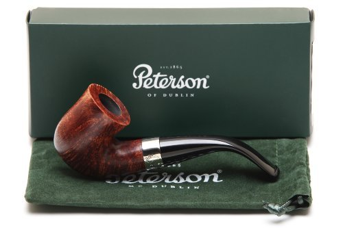 Peterson Aran 05 Tobacco Pipe Fishtail by Peterson