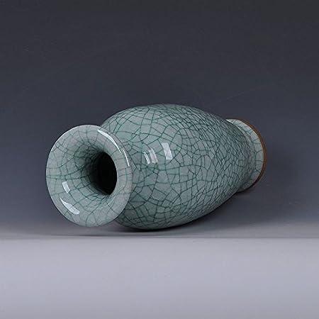 Jingdezhen Ceramic Antique Porcelain Kwan Cracks In White Ice Chip