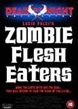 Zombie Flesh Eaters [1980] [DVD]