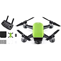 DJI Spark Green Remote Control Combo