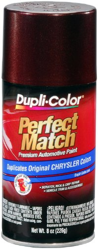 Intrepid Chrysler Dodge (Dupli-Color EBCC04167 Director Red Metallic Chrysler Perfect Match Automotive Paint - 8 oz. Aerosol)