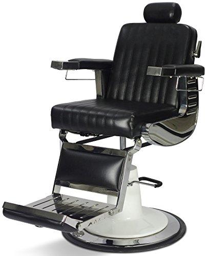 Grant  Vintage Reclining Hair Salon Barber Chair