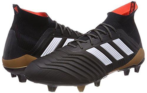Pour Foot De Chaussures cblack Solred Ftwwht 1 Fg Hommes Noires 18 Adidas Predator qO5HZ0nR