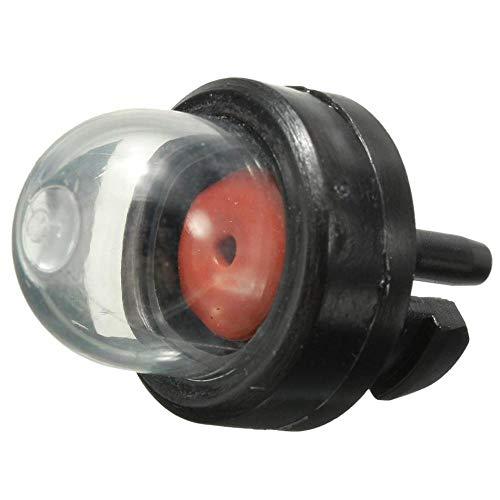 Petrol Strimmer Primer Fuel Bulb Pump Lawn Mower Accessories for Stihl Ryobi WALBRO Husqvarna Trimmer Black