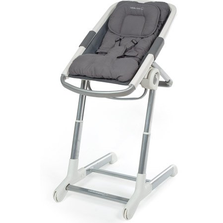 Bebe Confort Duo Keyo Transat Chaise Haute Support Grey