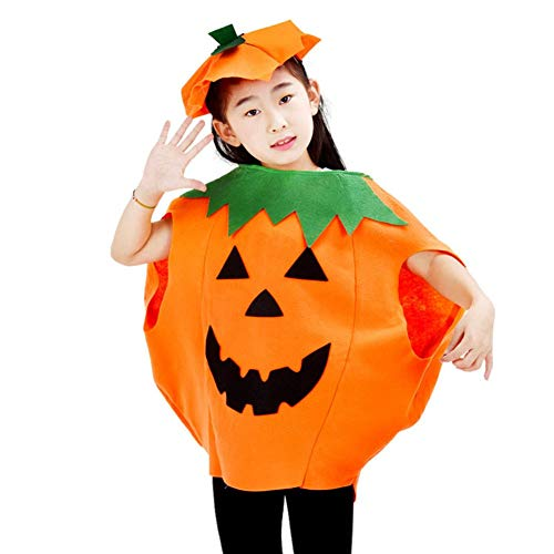 (Party Diy Decorations - Pumpkin Cute Halloween Fancy Dress Party Adults Kids Children Cosplay Costume Outfit - Decorations Party Party Decorations Child Fancy Witch Shippment Cosplay)