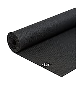 Manduka X Yoga and Exercise Mat, Black