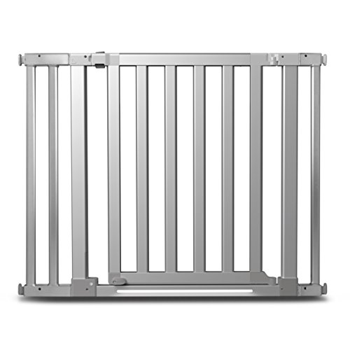 Munchkin Luna Baby Gate with LED Light
