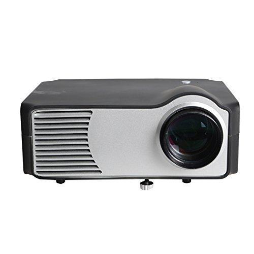 Taotaole multi media 150 lumens portable led projection for Compare micro projectors