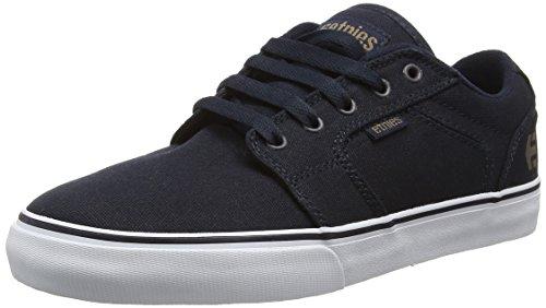 Etnies Barge LS, Zapatillas de Skateboarding para Hombre Azul - Blau (NAVY/GUM/WHITE / 463)