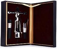 JYDQM El Vino Tinto Sacacorchos Kit versión de actualización