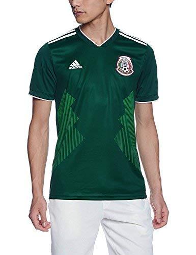 Jersey Oficial Selección de México Local para Hombre, Verde, Extra Grande (XL / 56 - 58 MX)