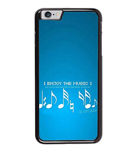 Enjoy the Music Back Case Cover for APPLE I PHONE 6: Amazon