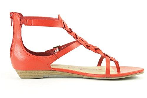 American Fille Boyton Røde Sandaler Oss 9 M