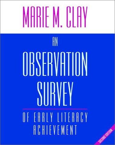 An Observation Survey