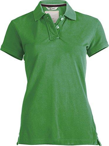Kariban Vintage KV201 Vintage-Polo da donna Semuru, taglia M, colore: verde