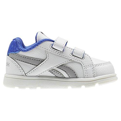 Unisex 000 Grey Blanco Alt Prime Reebok acid Eu white stark Royal Zapatillas Deporte De Niño 5 Blue 23 qSF1FY