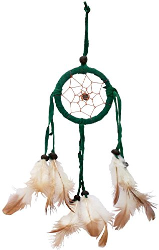 Small Dream Catcher (Green)
