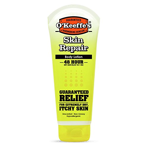 O'Keeffe's Skin Repair Body Lotion and Dry Skin Moisturizer, Tube, 7 oz
