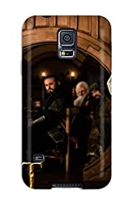 New Style DeaneRipman The Hobbit Movie People Movie Premium Tpu Cover Case For Galaxy S5