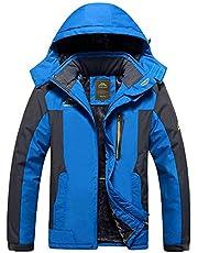 Surprise S Thick Velvet Down & Parka Coat 6XL 7XL 8XL 9XL Winter Jacket Men Waterproof Windproof Chaquetas