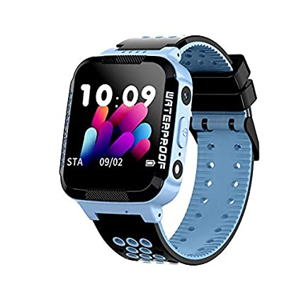 Amazon.com: SODIAL Y37 Smart Watch Kids Lbs Track Camera ...