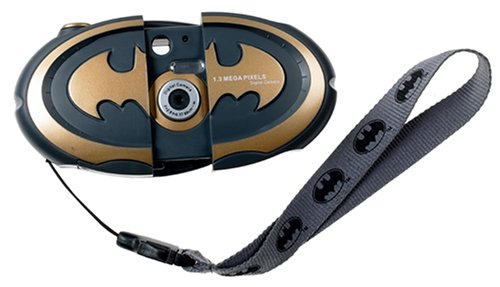 Batman 1.3MPX Digital Camera