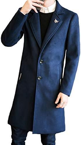 コート ロング メンズ ジャケット チェスターコート ビジネス シンプル 秋冬 防寒 無地 大きいサイズ