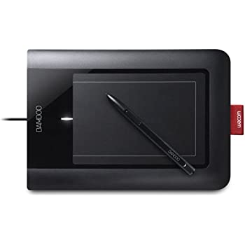 wacom bamboo create pen and touch tablet cth670 electronics. Black Bedroom Furniture Sets. Home Design Ideas