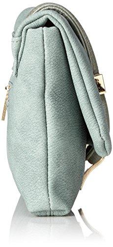 Bibis Mujer Minze Verde Clutch mano Bulaggi de Carteras PXWA6dPBqw
