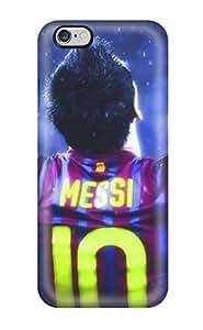 Iphone 6 Plus Case Cover Skin : Premium High Quality Artistic Messi Barcelona S Case