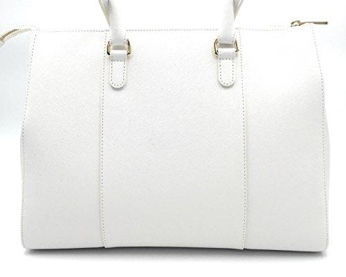 Armani , Sac pour femme à porter à l'épaule blanc BIANCO