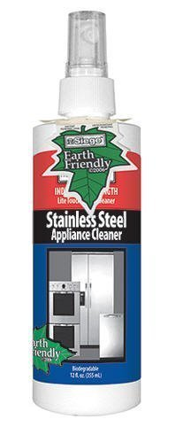 Siege Stainless Steel Appliance Cleaner 12 fl oz by Siege (Appliance Stainless Siege Steel)