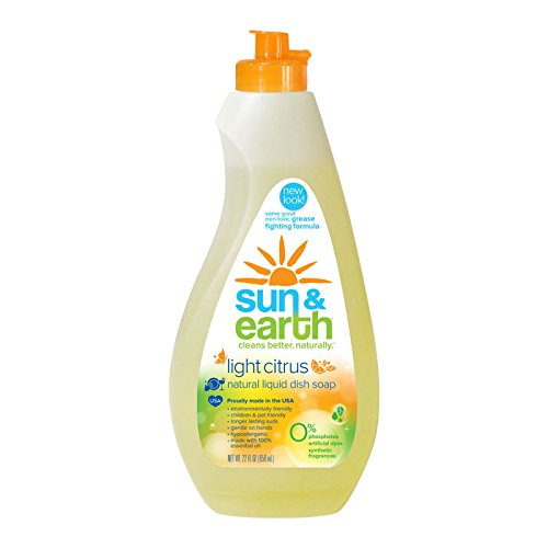 dishwasher detergent sun - 8