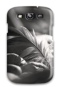 Excellent Galaxy S3 Case Tpu Cover Back Skin Protector Black And White