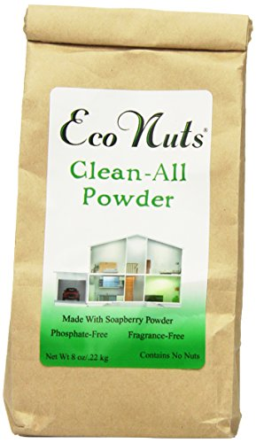 Eco Nuts All Scouring Powder for Hard to Clean Surfaces - 20.5 Ounces