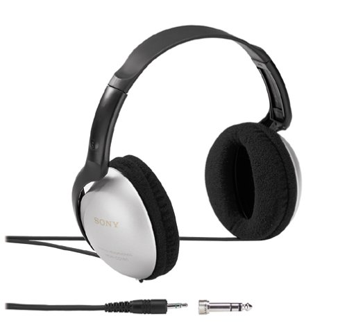 Sony MDR-CD180 CD Series Headphones with 30 mm Drive Units (Discontinued by (Sony Mdr Cd)