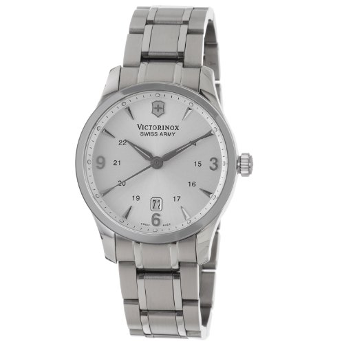 Victorinox-Swiss-Army-Mens-241476-Alliance-Silver-Dial-Watch