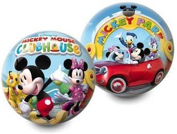 Mickey Mouse Clubhouse Indispensable jugar a la pelota [E92522] (edición Eco ionizacion térmica): Amazon.es: Deportes y aire libre