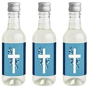 Juego de 16 pegatinas para botellas de vino y champán, diseño de ...