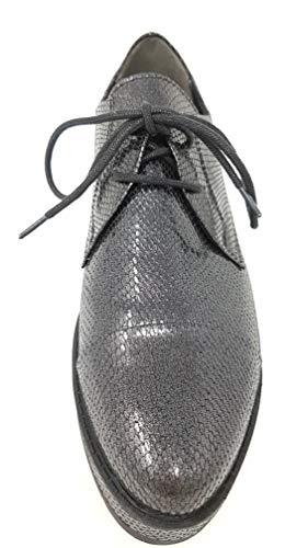 À Tozzi Marco Chaussures Gris De 2 Pour Femme Ville 29 2 23705 Lacets 4an8dwOaq