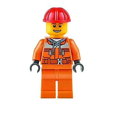 LEGO City Demolition Driller 30312: Toys & Games