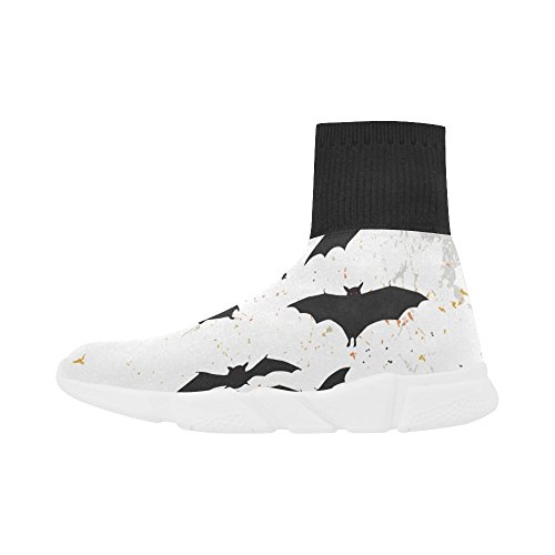 D-story Dogs Stretch Sock Zapatos Para Hombre Running Zapatos Hombres Sneakers