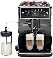Philips SM7580/00 Cafetera Espresso Súper Automática, Acero Inoxidable, Negro: Amazon.es: Hogar